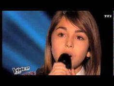 Carla chante blouie par la nuit dans the voice kids - YouTube