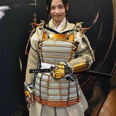 Real Samurai, The Last Samurai, Samurai Armor, Judo Karate, Taekwondo, Japanese Warrior, Female Armor, Warrior Queen, Kendo