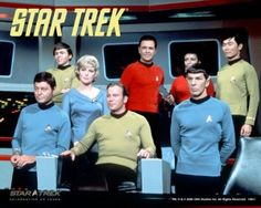 Star Trek: The Original Series.  Kicked off in the 60's and never looked back.