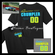 A personal favorite from my Etsy shop https://www.etsy.com/listing/398106725/dirt-racing-shirt-racing-shirt-pit-crew