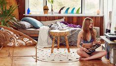 Εύκολοι Τρόποι για να Μετατρέψετε το Σπίτι σας σε Ένα Μποέμ Καταφύγιο
