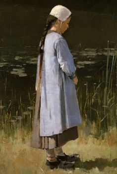 Angelus by Theodore Robinson | Art Posters