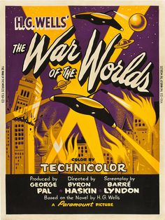 The War of the Worlds (Paramount, 1953)