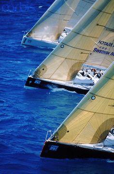 Sailing Race - Miami.