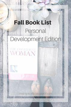Personal Development & Self Help To Read List