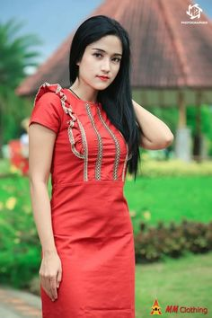 Short Sleeve Dresses, Dresses With Sleeves, Cute Beauty, Girl Face, Asian Beauty, Models, Beautiful, Fashion, Templates