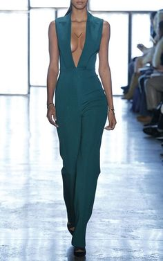 Cushnie et Ochs Fall/Winter 2015 Trunkshow Look 32 on Moda Operandi
