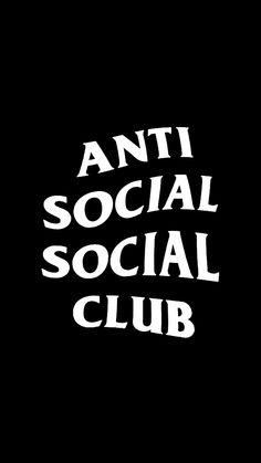 Hypebeast Wallpapers // Fond d'écran cellulaire Anti Social Social Club no 4