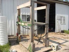 New Amish made Shoeing stocks .For sale $700. Located in Columbia Ky $700.00 USD