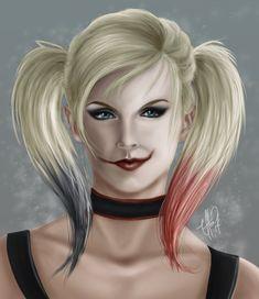 Harley by Hannah   Digital Art