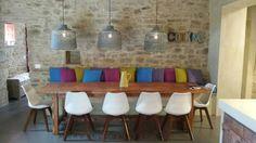 Comedores de estilo rústico de Marcello Gavioli