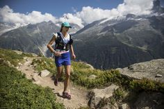 Rory Bosio #running in La Flegere at the UTMB 2013.  Our interview with…