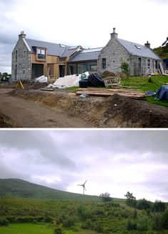 HELEN LUCAS ARCHITECTS is a versatile architectural practice providing bespoke designs to meet the demands of modern living and working. Bespoke Design, Highlands, Solar Panels, Dream Homes, Edinburgh, Wind Turbine, Architects, Extensions, Home And Family