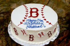 It's my sports side coming out but I kinda like a sports grooms cake