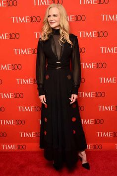 Nicole Kidman in Proenza Schouler Time 100, I Love Fashion, Star Fashion, Celebrity Red Carpet, Celebrity Style, Nicole Kidman Style, Gown Suit, Charlize Theron, Red Carpet Dresses