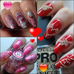 Betty Nails: Valentines Day Nails