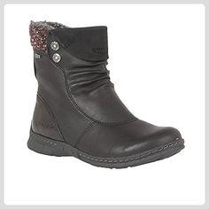 Lotus Relife Ruka Schwarz & Multi-Ankle-boots 36 - Stiefel für frauen (*Partner-Link)