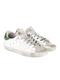 GOLDEN GOOSE Golden Goose Super Star Sneakers. #goldengoose #shoes #sneakers