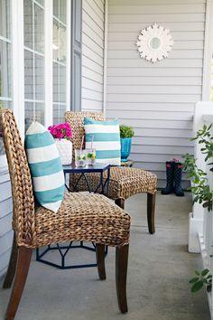 65A Mini Front Porch Refresh