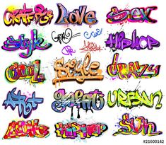Hip Hop Graffiti, Wie Zeichnet Man Graffiti, Reverse Graffiti, Street Art Graffiti, Graffiti Artwork, Tag Street Art, Urban Graffiti, Graffiti Artists, Street Signs