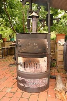 Resultado de imagen para barrel pizza ovens
