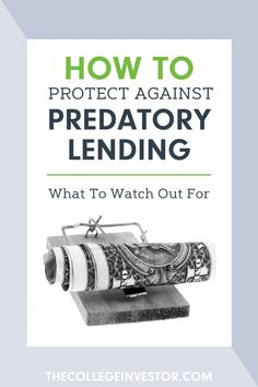It's actually peak borrowing season! ☀️ The summer months of June, July and August are the peak for new student loans- which means predatory lending is also at its peak. What exactly is predatory lending? How can borrowers protect themselves from predatory loans? We answer all this and more in the blog post linked below. ↓ Federal Student Loans, Student Loan Debt, Apply For Grants, Private Loans, Student Loan Forgiveness, College Costs, Budgeting Worksheets, Payday Loans, New Students