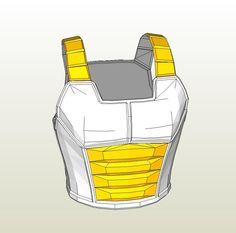 Dragonball - Saiajin Armor