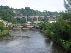 Le pont de noblat sur la vienne a saint leonard de noblat guide touristique de haute vienne Limousin