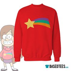 GRAVITY FALLS Mabel Pines sweatshirt by Frayel on Etsy- FOUND MY NEXT COSPLAY