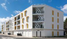Au fil des saisons - Mérignac (33) © Ecliptique / Laurent Thion Aquitaine, Laurent, Multi Story Building, Seasons