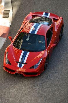 Ferrari Speciale