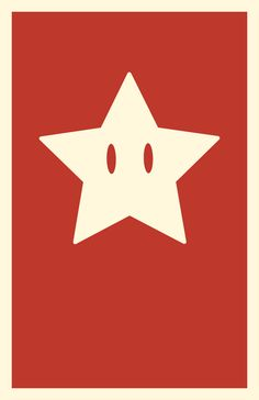Minimalist Gaming Posters Created by Mitch Ray ...
