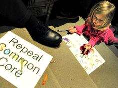 Common Core was produced in 2010 and before the end of that year most of the states adopted it, some sight unseen.
