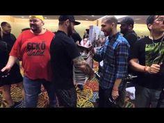 """Donald """"Cowboy"""" Cerrone and the BMF Ranch: Open Workouts- Cowboy's Road to the Gold: EP 8"""