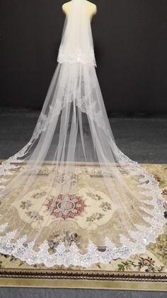 Bridal Veils, Wedding Veils, Wedding Dresses, Wedding Styles, Wedding Photos, Wedding Ideas, My Perfect Wedding, Dream Wedding, Ethereal Wedding Dress