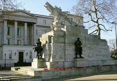 Royal Artillery Memorial at Hyde Park Corner
