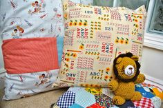 Handmade Children's Cushions