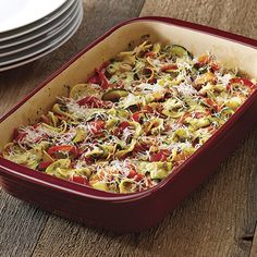 Pesto Vegetable Medley  - The Pampered Chef®