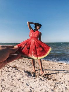 #summerstyle #watermelondress   #dress #watermelon #фрукты #море #sea #goals #ideasfashionbeauty #арбуз #платьеизарбуза #watermelondress