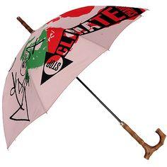 War & Peace map umbrella