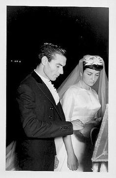 Qué guapos el día de su boda