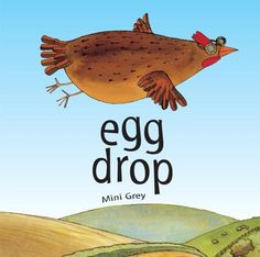 """Now for something completely different from Mini Grey!A mother hen tells her chicks about the egg that wanted to fly. """"The egg was young. It didn't know much. We tried to tell it, but of course it didn't listen."""" The egg loves looking up at the birds (yes, it has eyes). It climbs 303 steps (yes, it has legs) to the top of a very tall tower—and jumps. It feels an enormous egg rush. """"Whee!"""" it cries. """"I am flying!"""" But it is not flying, it is falling. Hold your tears, dear reader—there is a…"""