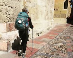 *** Great resources to preparing for the Camino! Informations About Camino Prep for Beginners: First Steps Pin You can easily Camino Walk, Camino Trail, The Camino, Hiking Club, Hiking Tips, Hiking Gear, Walking Training, Camino Portuguese, Cathedral Architecture