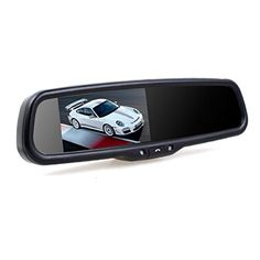"""AUTO-VOX 4.3"""" Build-in Bluetooth Upgraded Car Rearview mirror with Dual Videos Inputs and Auto Adjust Brightness LCD monitor Compatible with Car Rearview Backup camera - http://www.caraccessoriesonlinemarket.com/auto-vox-4-3-build-in-bluetooth-upgraded-car-rearview-mirror-with-dual-videos-inputs-and-auto-adjust-brightness-lcd-monitor-compatible-with-car-rearview-backup-camera/  #Adjust, #AUTO, #AUTOVOX, #Backup, #Bluetooth, #Brightness, #Buildin, #Camera, #Compatible, #Dual"""