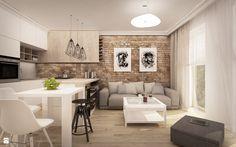 Salon styl Nowoczesny - zdjęcie od MKdesigner