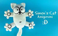 Simon's Cat Amigurumi