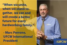 A Message From the New UFCW International President