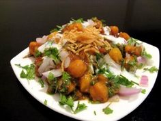 Cholay Chaat Recipe