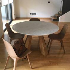 Sono felice di condividere l'ultimo arrivato nel mio negozio #etsy: Tavolo Marmole #mobili #ideearredo #marmoelegno