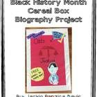 This Black History Month Project is perfect for February!The students will read about and research a famous African-American.  The information wi...
